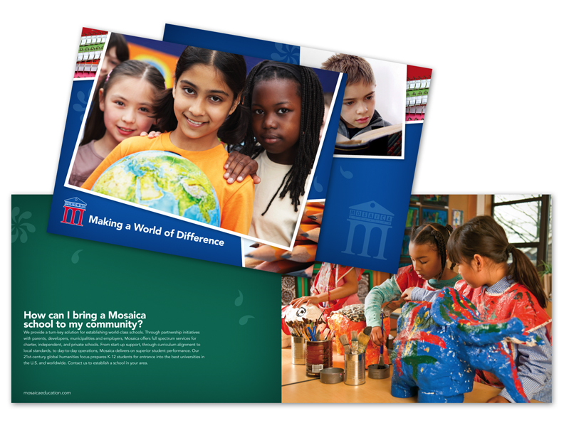 Mosaica Education Brochure