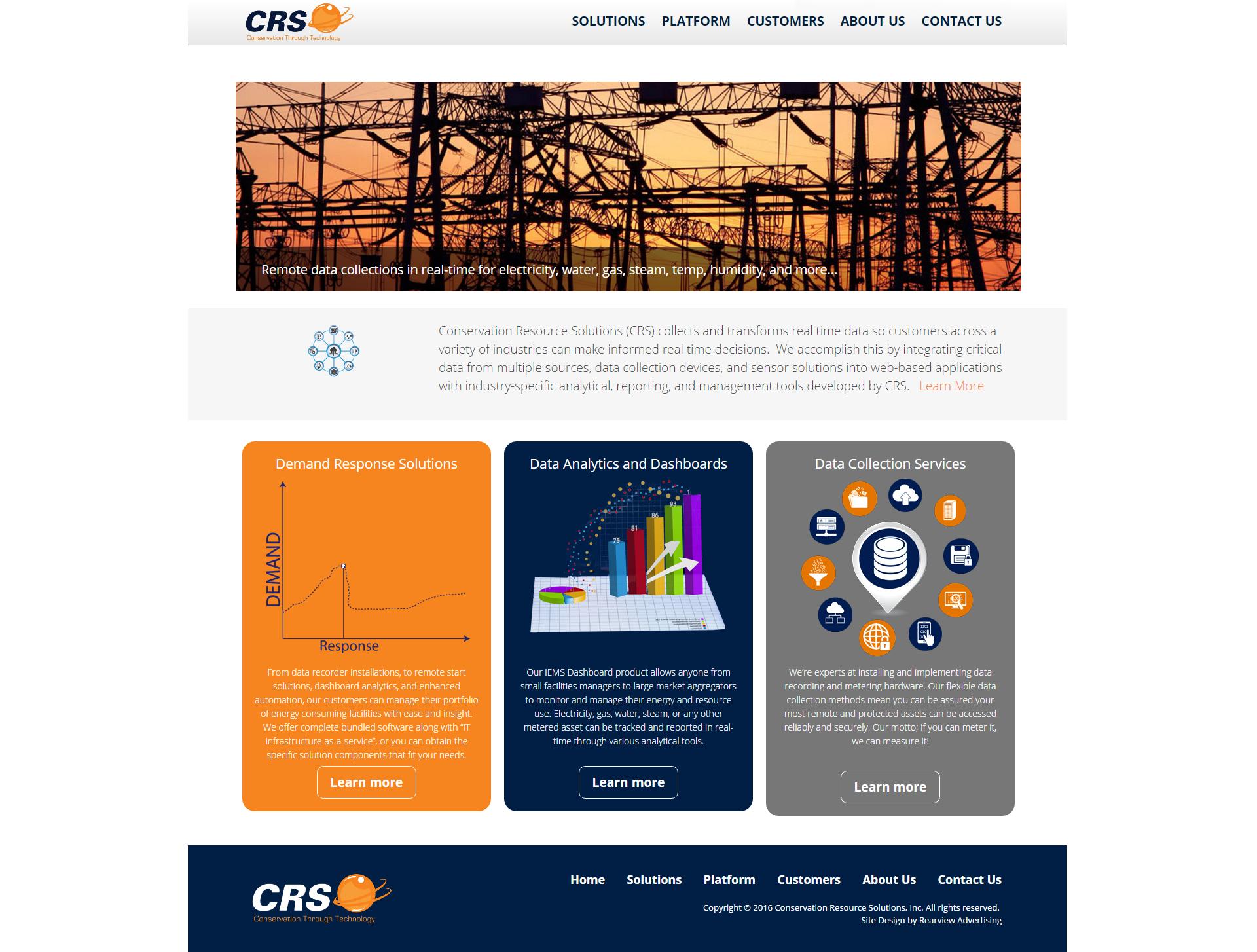 CRS Website