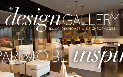 The Design Gallery by Acadia