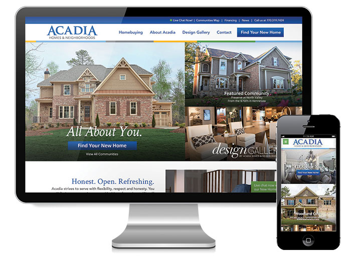 Acadia-Website-Template