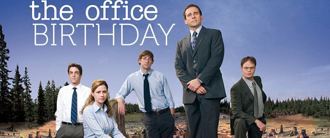 """Office"" Birthday!"