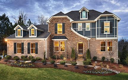 Meritage Homes Portfolio Image