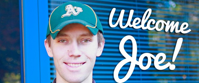 Rearview Welcomes New Web Developer, Joe!