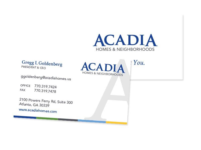 Acadia_BusinessCards