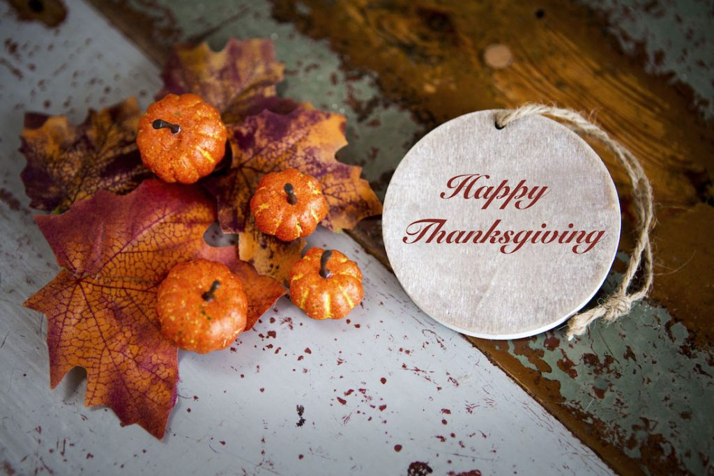 Happy Thanksgiving reflections from Rearview Advertising