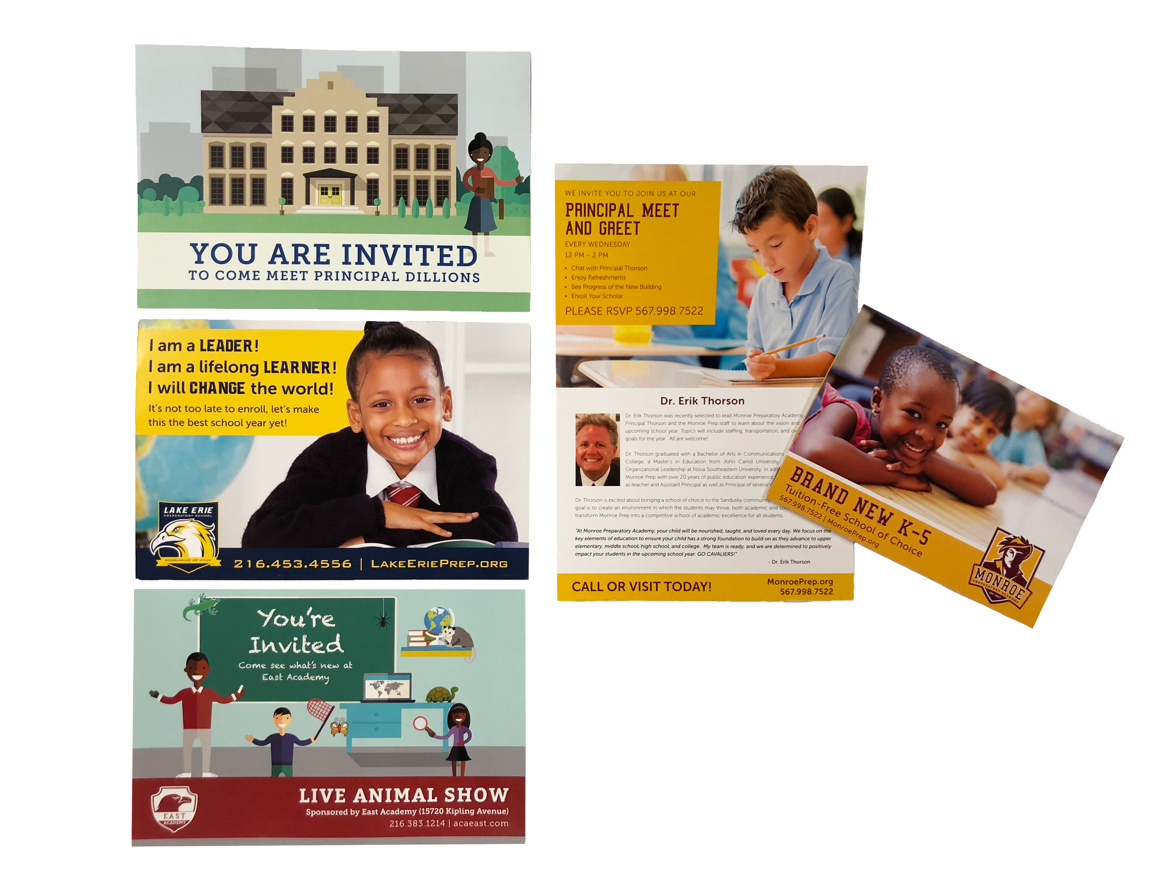 ACCEL Schools news and event mailers
