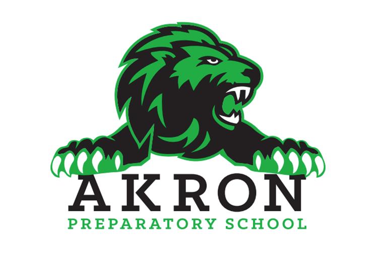ACCEL Schools Akron Prep logo