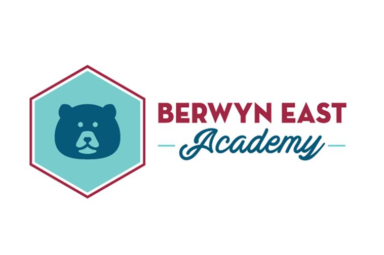 ACCEL Schools Berwyn East Academy logo
