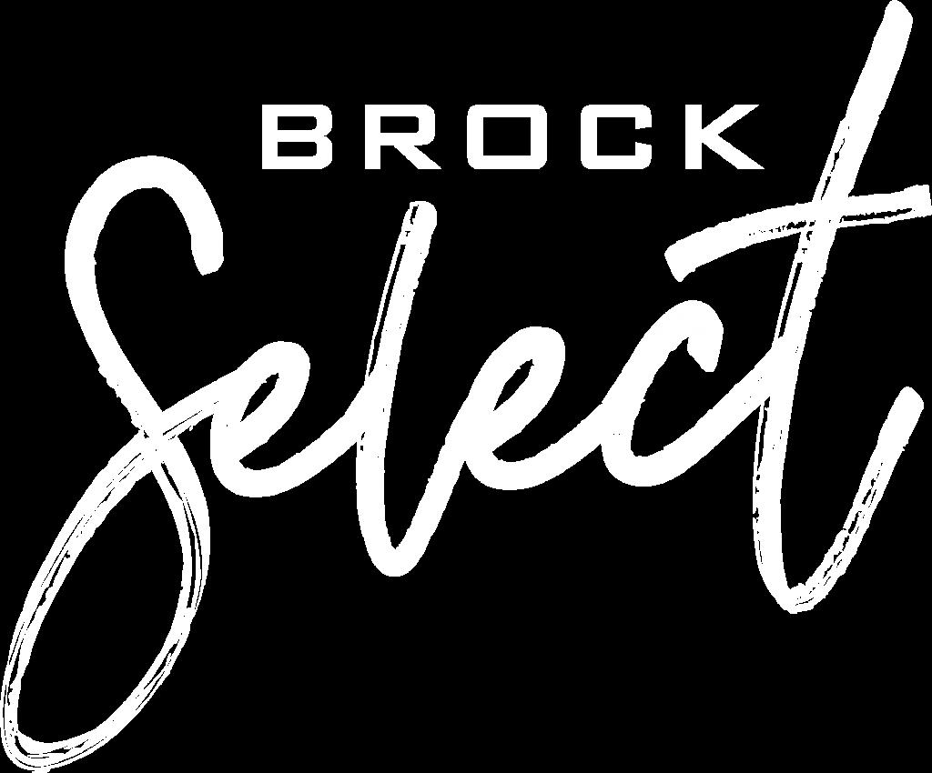Brock Select Client Logo