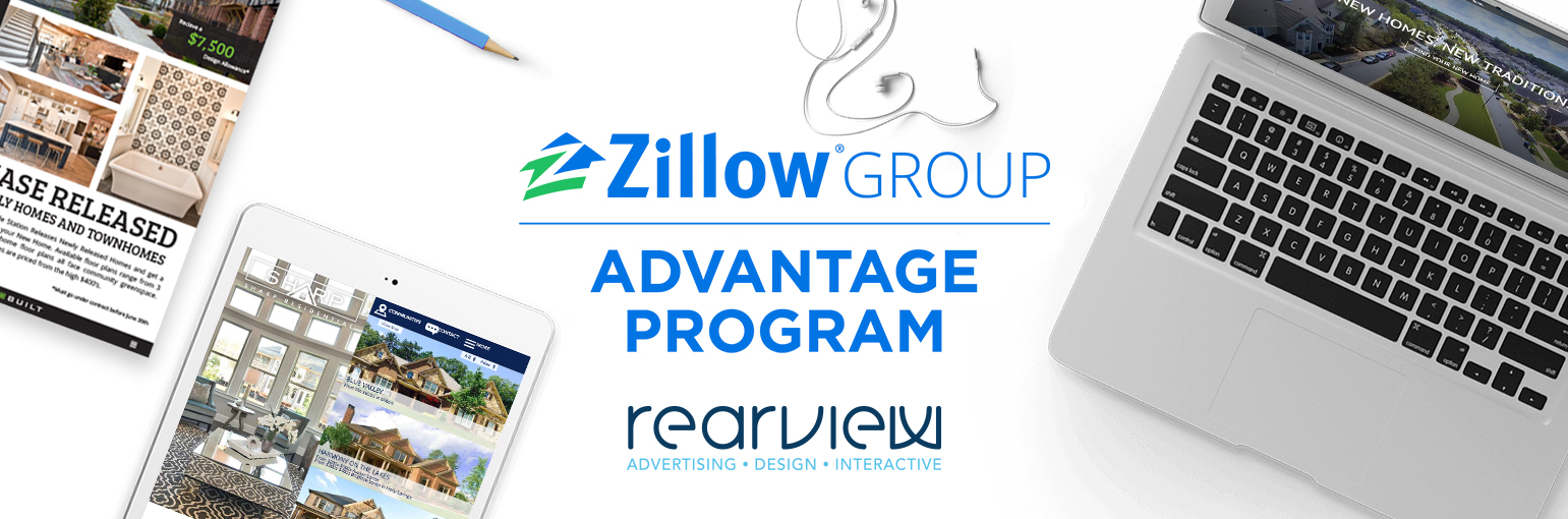 Rearview Advertising Is a Zillow Group Advantage Program Partner