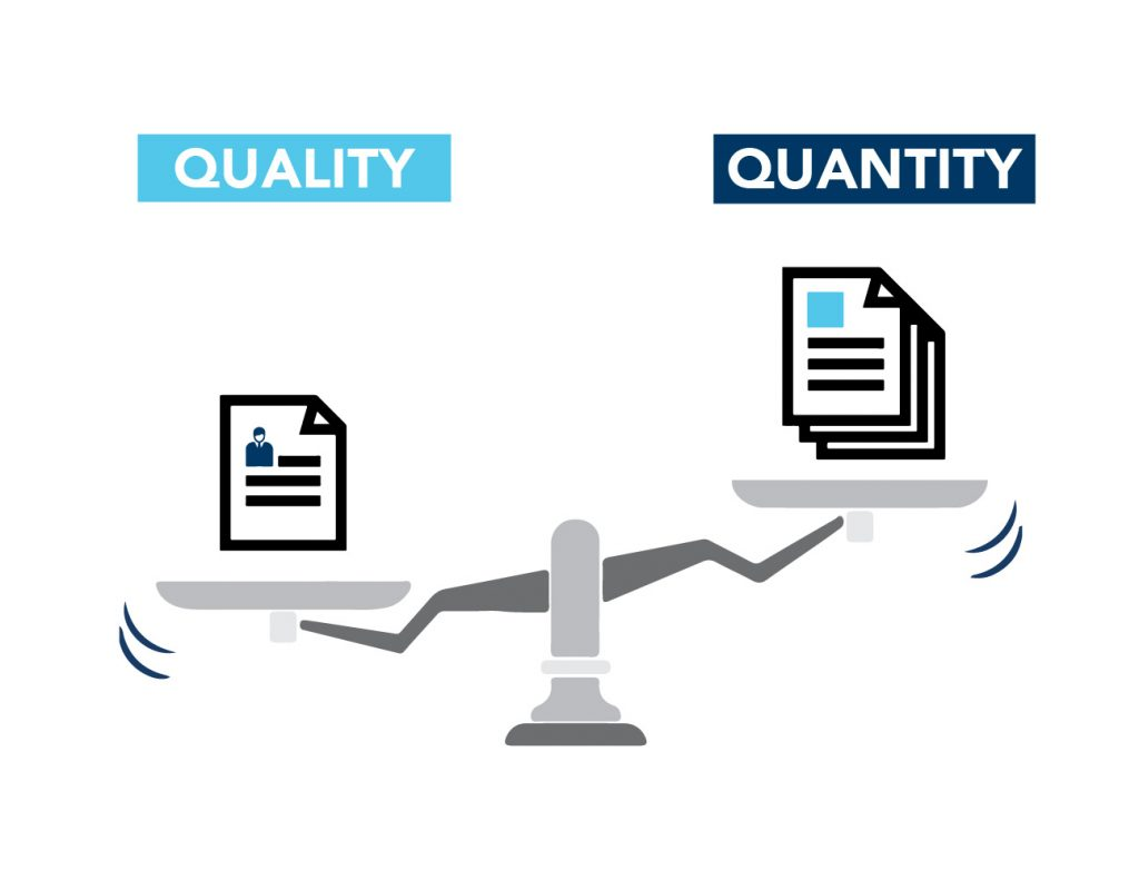 Lead Generation Quantity vs Quality