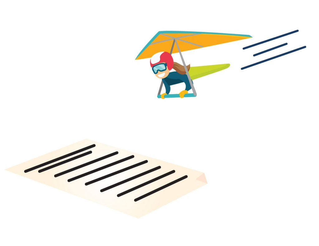 create versatile landing pages