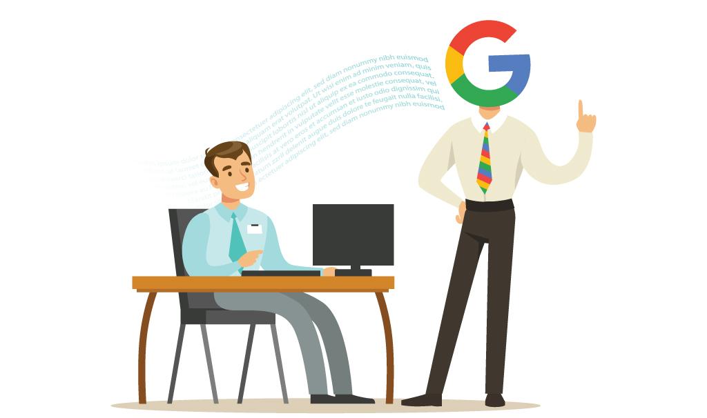 listen to google for better keywords