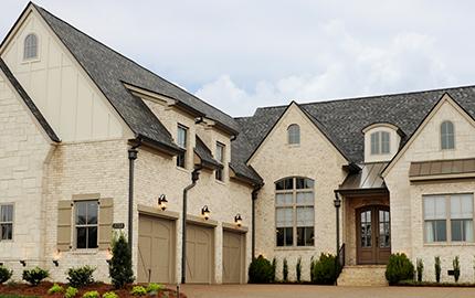 Landmark Homes Website Client Portfolio