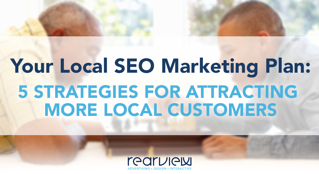 local SEO marketing strategies for more customers