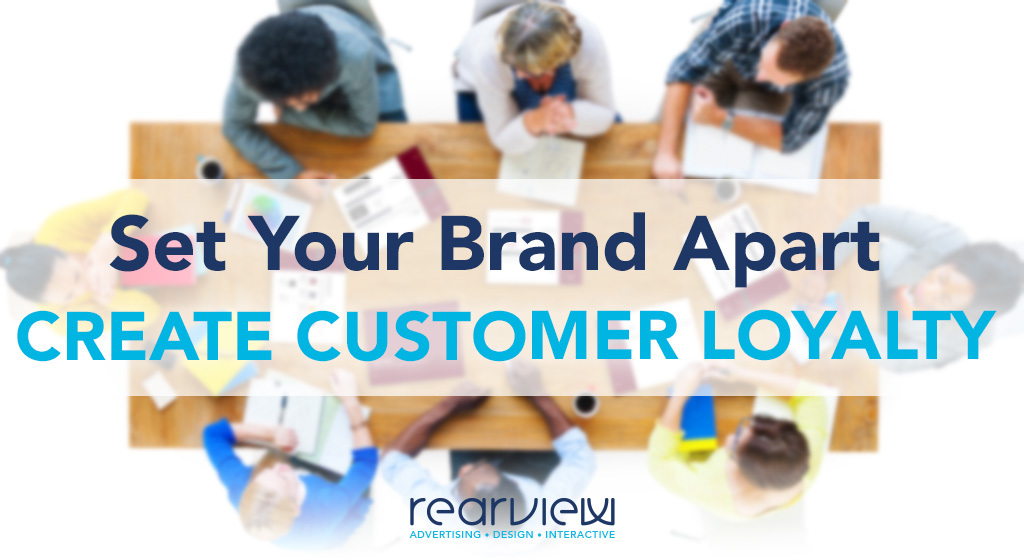 Set your brand apart and create customer loyalty with a brand guide