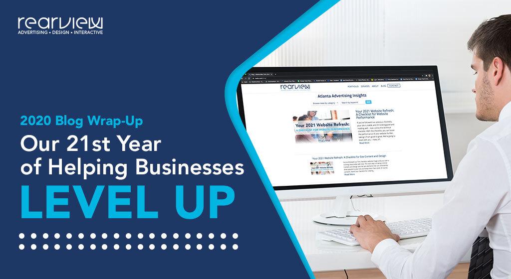 2020 marketing blog wrap up