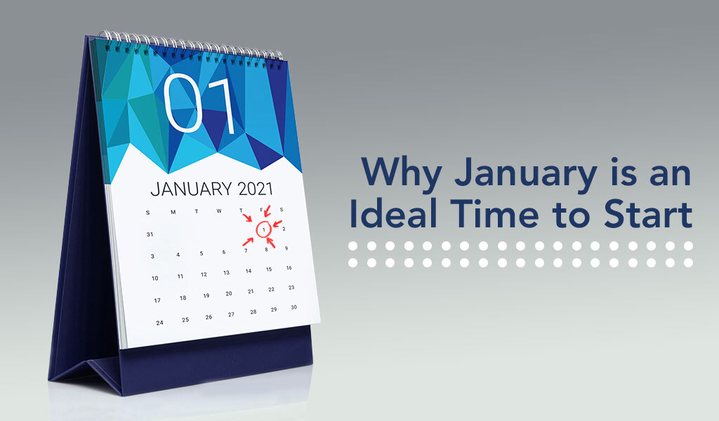 marketing in january 2021 - why january is the ideal time to start your 2021 website update