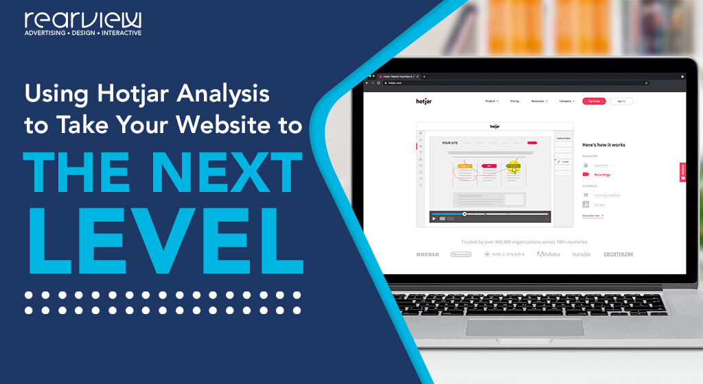 using hotjar analysis to take your website to the next level
